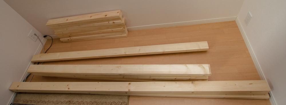 loft 木材